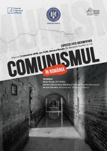 Expoziţia Comunismul în România, noiembrie 2016