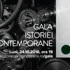 Gala Istoriei Contemporane, octombrie 2016