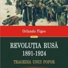 Coperta volum Revolutia rusa de Orlando Figes