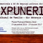 Expoziţie Expuneri la Râmnicu Sărat, decembrie 2016