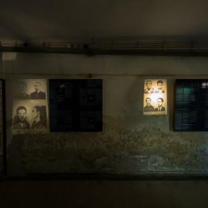 Expoziția Fenomenul Pitești, între întuneric și lumină