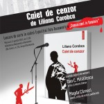 Lansare Caiet de cenzor de Liliana Corobca, aprilie 2017