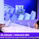 Interviu Radu Preda la Digi24