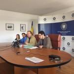 Conferinţă de presă sesizare penală cămine-spital, 1 iunie 2017