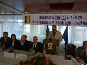 Congresul AFDPR, Oradea, septembrie 2017