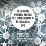 Workshop Pledoarie pentru muzee ale comunismului în România, octombrie 2017
