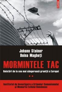 Mormintele tac de Doina Magheţi şi Johann Steiner