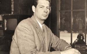 Regele Mihai, în 1955, în Anglia. Sursa foto: Photoland Corbis